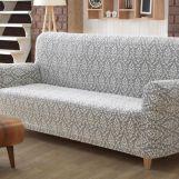 Чехол на диван 3м Karna Milano Натуральный арт2686