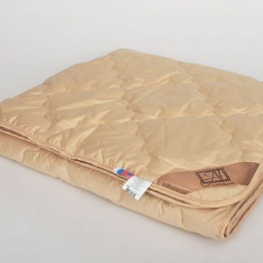 Верблюжье одеяло Гоби теплое ОВП-В-авт
