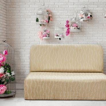 Чехол на диван без подлокотников Тоскана марфил