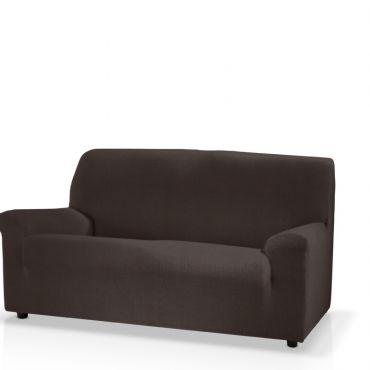 Чехол на 2-3х местный диван НАТУРЕ грис