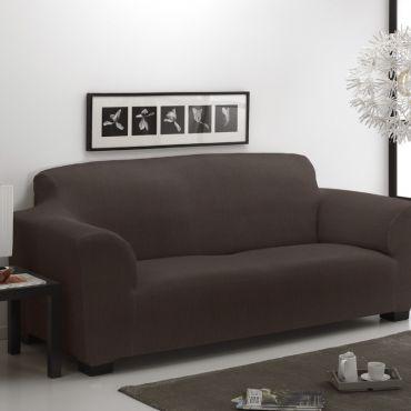 Чехол на 2-3х местный диван НАТУРЕ негро