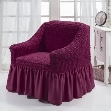 Чехол для кресла BULSAN Лаванда