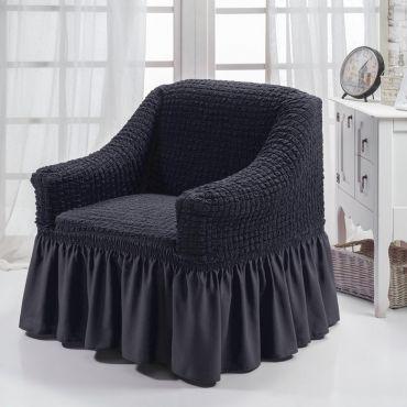 Чехол для кресла BULSAN Темно-Серый