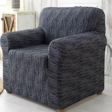 Чехол для кресла Karna ROMA арт2687 антрацит