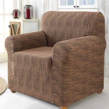 Чехол для кресла Karna ROMA арт2687 кофе