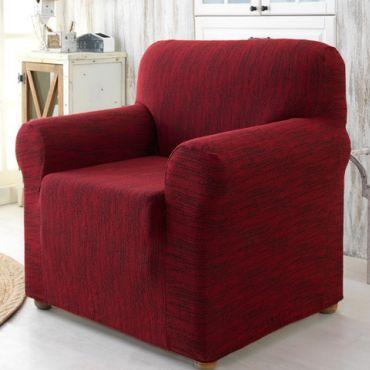 Чехол для кресла Karna ROMA арт2687 бордо