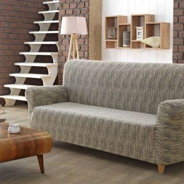 Чехол на диван 3м KARNA ROMA Крем арт2689