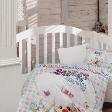 Постельное белье в кроватку Sweet 3D арт9166