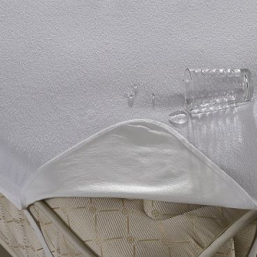 Наматрасник в кроватку KARNA 60x120 арт2445