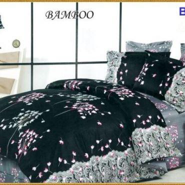 Постельное белье бамбук евро вм006