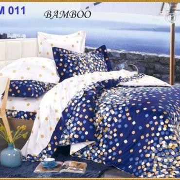 Постельное белье бамбук евро вм011