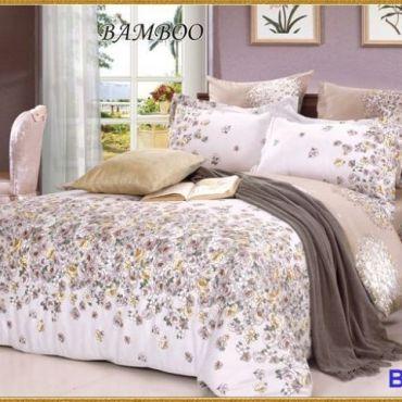 Постельное белье бамбук евро вм012