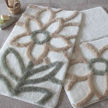 Набор ковриков DO&CO Naturel натуральный арт.9395
