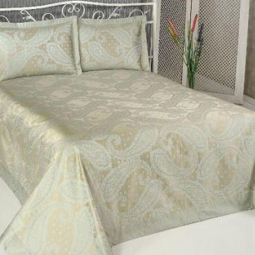 Покрывало Турция Do&Co 250х270 зеленое SAL арт.8997