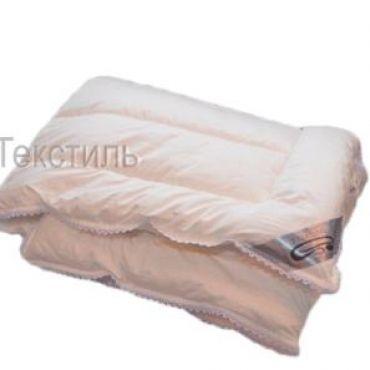 Одеяло зимнее Кашемир с кружевом ОСК-сн