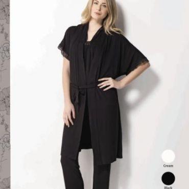 Домашняя одежда Luisa Maretti lms-1111 черный