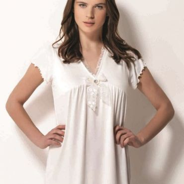 Домашняя одежда Luisa Maretti lms1100 молочный