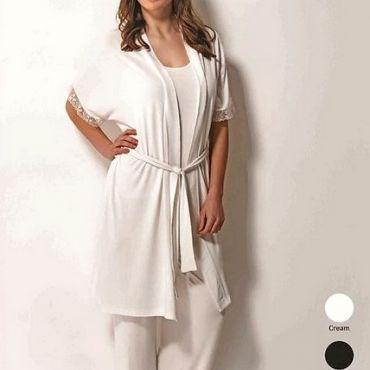 Домашняя одежда Luisa Maretti lms1111 молочный