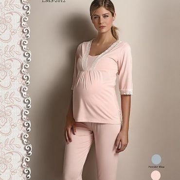 Домашняя одежда lms-2012 лососевый