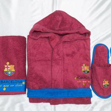 Банный набор для мальчика Барселона арт12058 Бордо