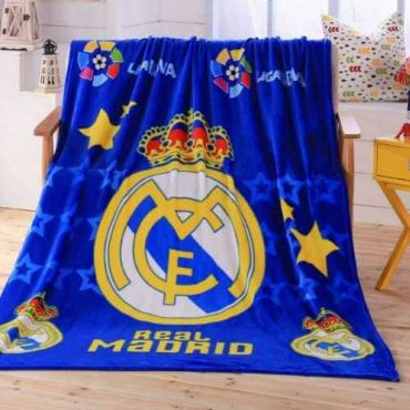 Плед Реал Мадрид 150х200 арт.3002-53