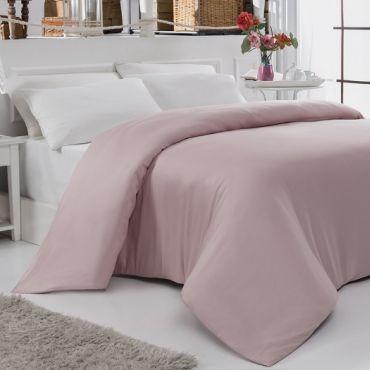 Пододеяльник сатин 200х220 Турция розовый арт 220/8