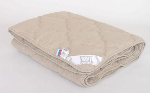 Одеяло в кроватку Лен легкое