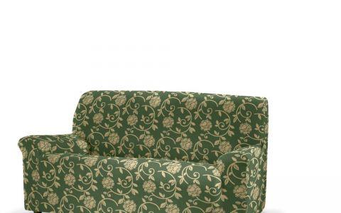 Чехол на 2-ух местный диван АКАПУЛЬКО зеленый