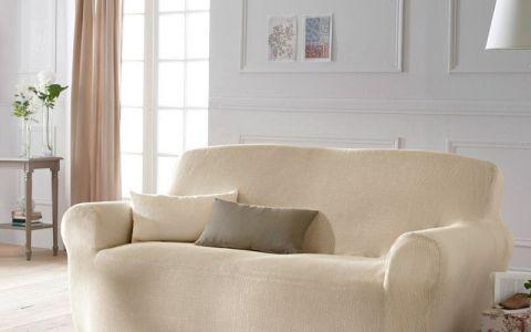 Чехол на 2-3х местный диван АЛЯСКА слоновая кость