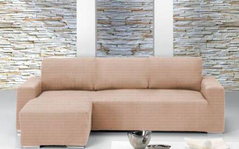 Чехол на угловой диван ИБИЦА слоновая кость левый