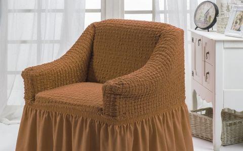 Чехлы на кресла 1шт BULSAN в асс без упаковки