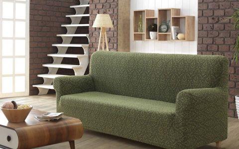 Чехол на диван 3м Karna Milano Зеленый арт2686