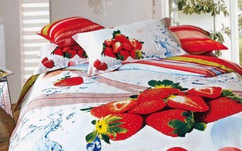 Комплект постельного белья сатин TS05-009