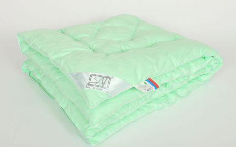 Одеяло в коляску Бамбук теплое