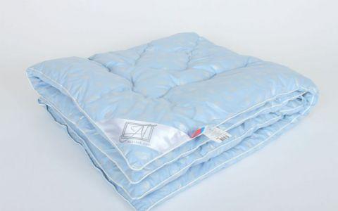Одеяло в кроватку Лебяжка теплое