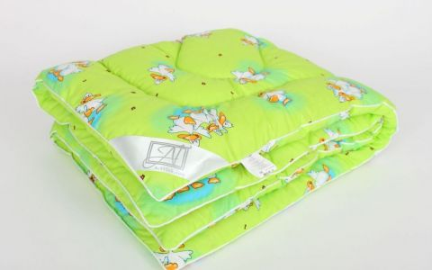 Одеяло в коляску Светлячок теплое
