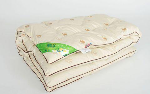 Одеяло в коляску Верблюжонок теплое