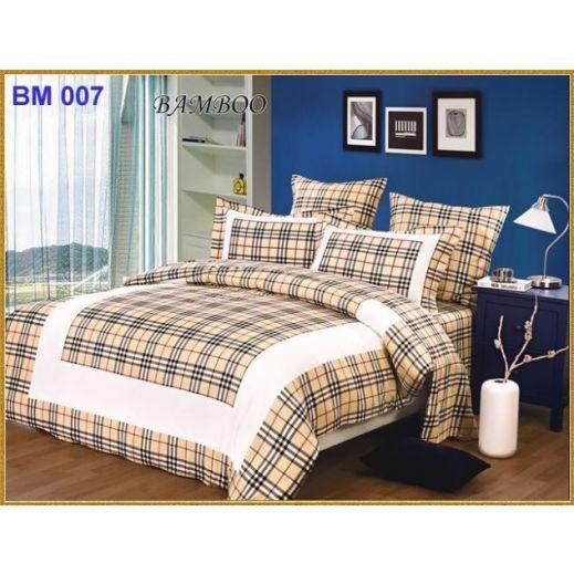 Постельное белье бамбук евро вм007