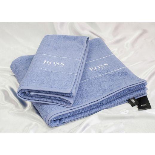 Набор полотенец Hugo Boss арт.8088-03 голубой