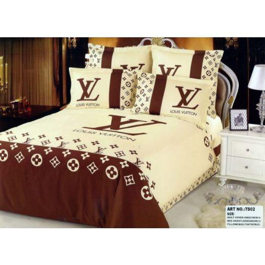 Постельное белье Louis Vuitton евро LVP03