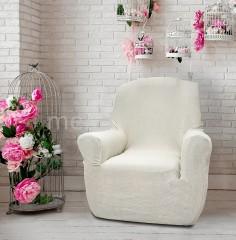 Чехол на кресло РУСТИКА марфил