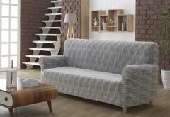 Чехол на диван 3м KARNA ROMA Натурал арт2689
