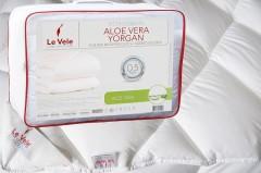 Одеяло 1,5 сп Алоэ Вера нано LE Vele