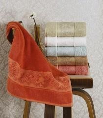 Набор полотенец бамбук 4шт 50х90 PANDORA арт2155