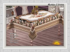 Скатерть 160х350 VEROLLI гобелен MERKUR1 арт 2240