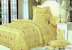 Покрывало Бренд желтое ART0200-01