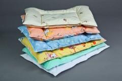 Подушка для новорожденного Адажио сатин